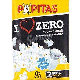 Popitas Borges Palomitas zero micro Estuche 2 uds