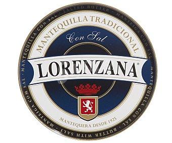 Lorenzana Mantequilla con sal 250 g