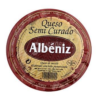 Albeniz Queso semi curado 900 g