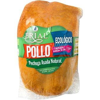 Frial Pechuga de pollo asada natural sin gluten sin lactosa ecológica peso aproximado pieza 350 g