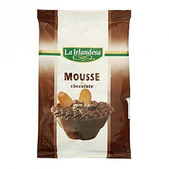 La Irlandesa Preparado para hacer mousse de chocolate Bolsa 120 g