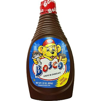 BOSCO Sirope de chocolate Botella 624 g