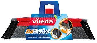 VILEDA Escoba anti-polvo Duactiva sin palo  unidad