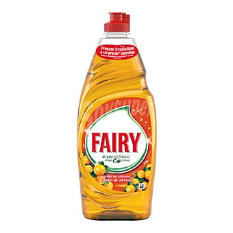 Fairy Lavavajillas mano Fresh Naranja 740 ml