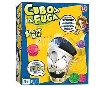 IMC TOYS Cubo a la fuga Juego infantil de habilidad Cubo a la fuga, para más de 1 jugador TOYS.