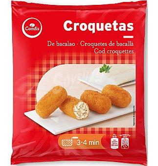 Condis Croquetas bacalao 500 GRS