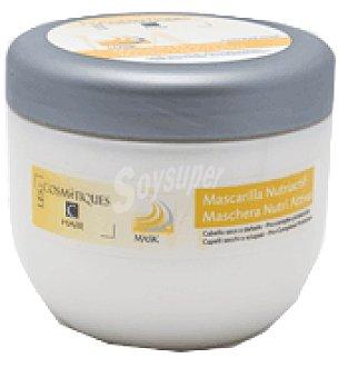"""Les Cosmetiques Mascarilla """"nutriactif"""" cabello seco o dañado Bote 300 ml"""