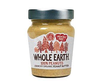 Whole earth Crema crujiente de cacahuete 227 g