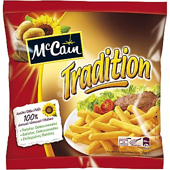 MC CAIN Tradition Patatas Bolsa 2 kg