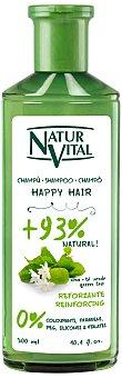Naturaleza y Vida Champú Happy Hair Reforzante 300 ml