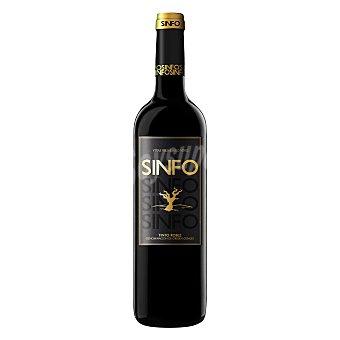 Sinforiano Vino d.o cigales roble tinto Botella de 75 cl