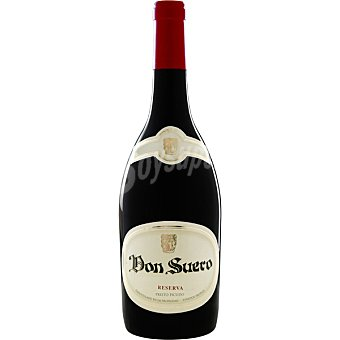 Don Suero Vino tinto reserva de la Tierra de Castilla y León magnum 1,5 l 1,5 l