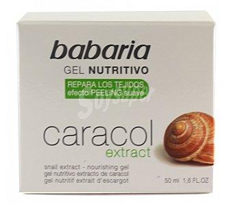 Babaria Babaria crema facial extracto de caracol Frasco 50 ml