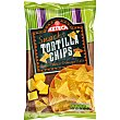 Tortilla chips queso Paquete 200 g Azteca