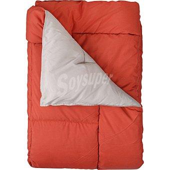 Unit Colores New relleno nordico For Us en color beige y naranja para cama 135 cm