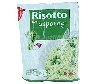 Auchan Rissotto con espárragos Sobre de 175 grs