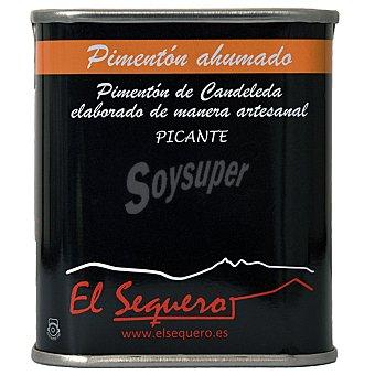 El Sequero Pimentón ahumado picante El Sequero 70 g