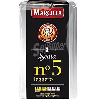 Marcilla Café Molido Natural nº 5 Leggero Scala