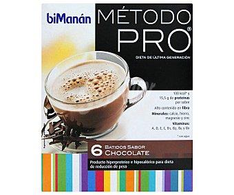 Bimanan Batido de chocolate 180 g