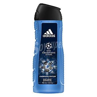 Adidas Gel de baño UEFA Champions 400 ml