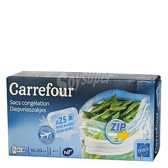 Carrefour Bolsas de congelación Caja de 25 unidades