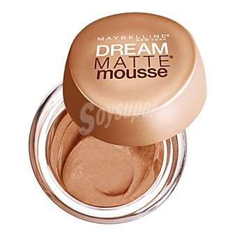 Maybelline New York Maquillaje dream mat mousse 48 sun beige 1 ud