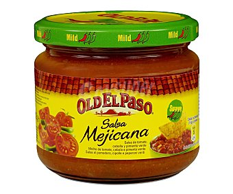 Old El Paso Salsa Mejicana (suave) Tarro 312 gr