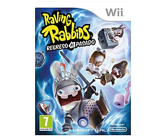 Ubisoft Rabbids: Travel in.. Wii