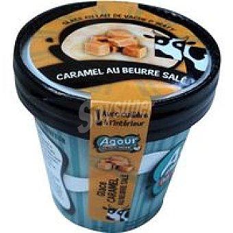 Helado Caramel mantequilla AGOUR