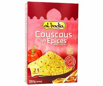 Al Badia Couscous Especias 350 Gramos