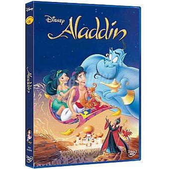 Aladdin en DVD