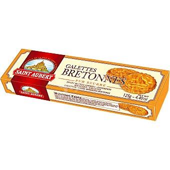 Saint Aubert Galletas de mantequilla Bretones Paquete 125 g