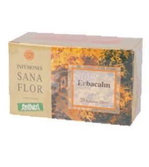 Santiveri Infusión erbacalm sanaflor 30 g
