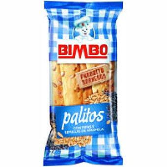 Bimbo Palitos de pipas-semillas-amapolas oliva Bolsa 65 g
