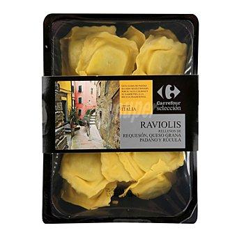 Carrefour Selección Raviolis rellenos de queso 250 g