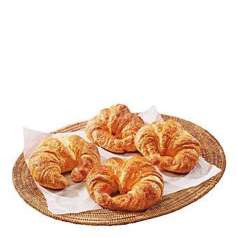 MANTEQUILLA Croissant de clásico 4 unidades