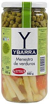 Ybarra Menestra Verduras al Natural 1ª La Hacienda 660 g