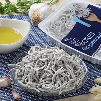 Angulas Aguinaga Los sabores del pescador Envase de 200 g