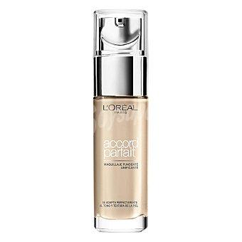 Accord Perfect L'Oréal Paris Maquillaje fluido 2R Vainilla Rosa l'oréal 1 ud 1 ud
