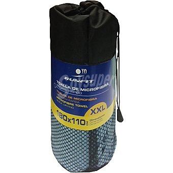RUNFIT Toalla de microfibra XXL con gran poder de absorción y secado