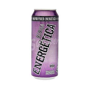 Hacendado Bebida energetica Lata 500 ml