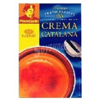 Mandarin Crema catalana Pack 2x40 g