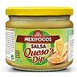 Salsa de queso Mexifoods 300 g Mexifoods