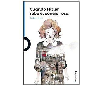 Santillana Cuando Hitler robó el conejo rosa. JUDITH KERR, Género: juvenil. Editorial: