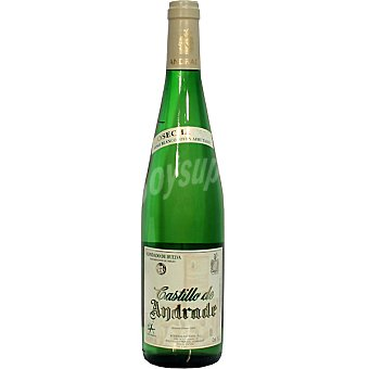 Castillo de andrade Vino blanco afrutado Andalucia botella 75 cl Botella 75 cl