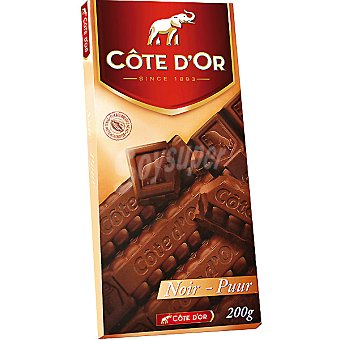 Côte d´Or Chocolate Negro 200 g