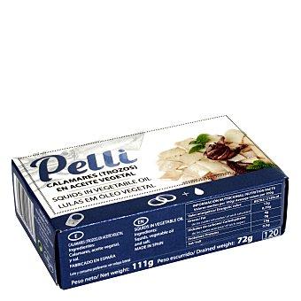 Pelli Calamares en aceite vegetal 72 g