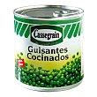 Guisantes cocidos 280 g Cassegrain