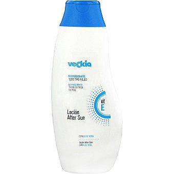 Veckia After sun refrescante con aloe vera para todo tipo de piel Frasco 400 ml