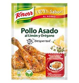 Knorr Sazonador pollo al limon 33 GRS
